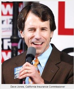 Dave Jones, California Insurance Commissioner