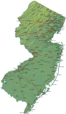 New Jersey auto insurance