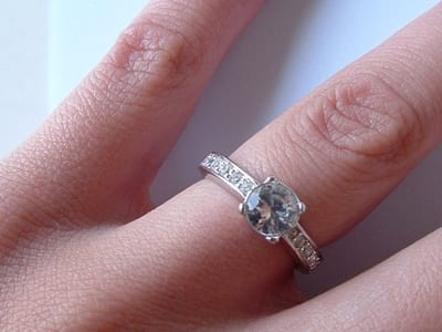 Insure your engagement ring to ease your mind