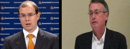 Australian Politicians, Andrew Fraser and Wayne Swan
