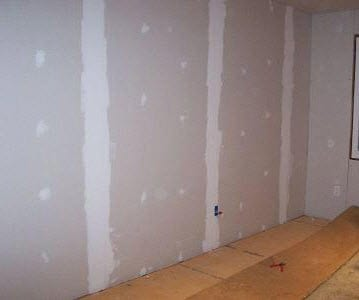 Drywall Coverage