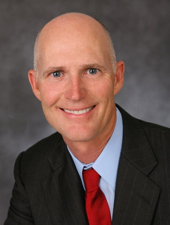 Florida Governor Rick Scott