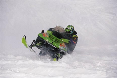 Snowmobile Accidents Reach an All Time High