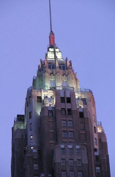 AIG Building in Manhattan