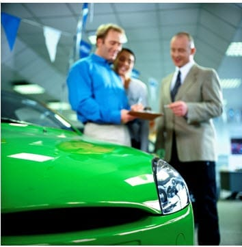 Buying a New Car and Insurance at the same time
