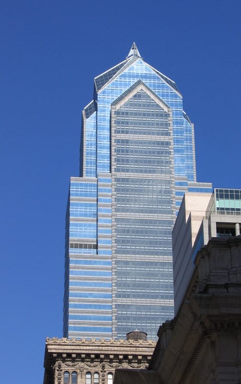 Cigna's Headquarters in Philadelphia insurance company