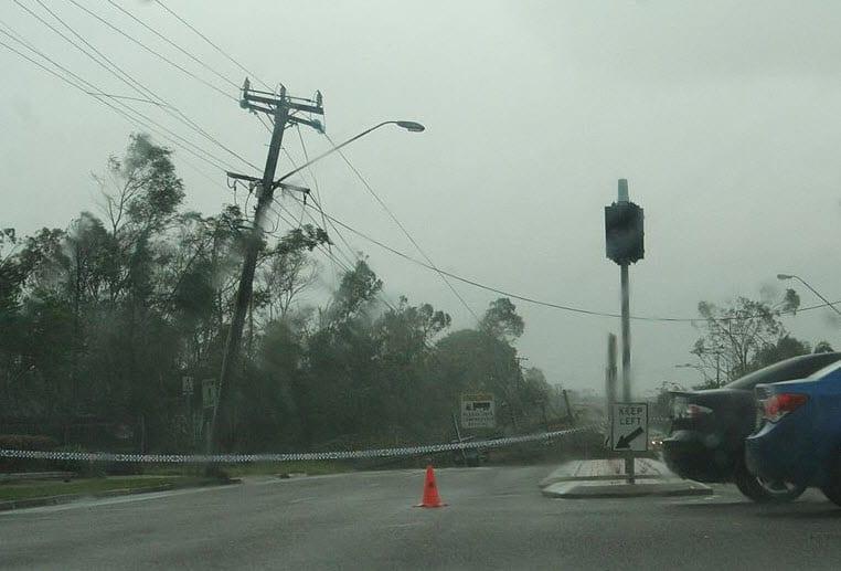 Austrailia's Cyclone Yasi