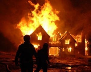 wildfire fire homeowners insurance