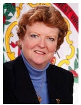Jane Cline, West Virginia Insurance Commissioner