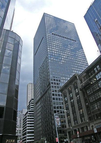 Marsh & McLennan Headquarters in New York