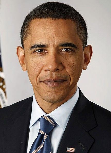 President Barack Obama, 44th president of the United States