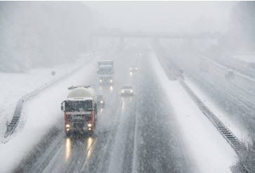 Snow Storm Causing Insurance Disaster