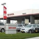 Toyota auto insurance safety test