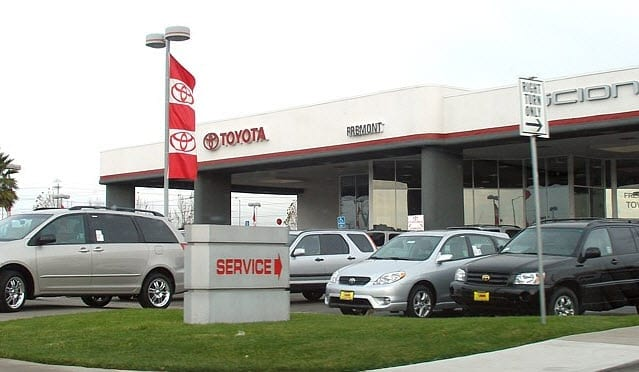 Toyota Still in The Hot Seat