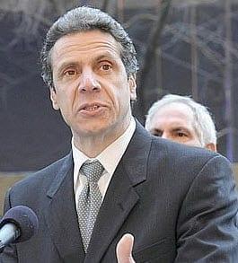 New York Governor Andrew Cuomo Insurance News