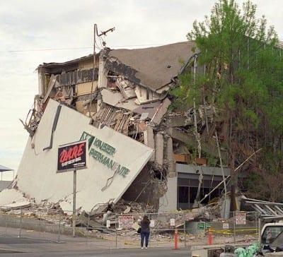 California Northridge Earthquake 1994