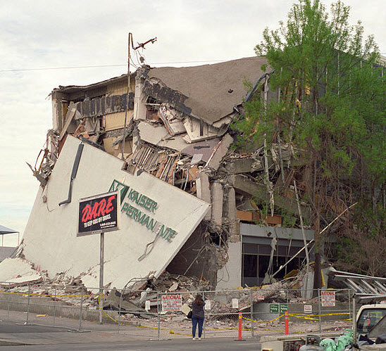 California Earthquake 1994
