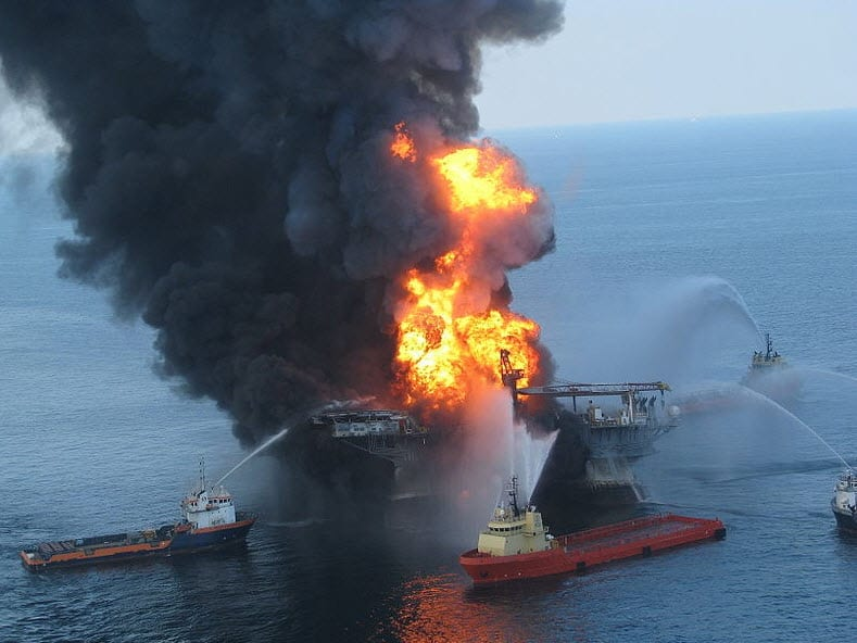 Oil insurance news Deepwater Horizon Spill 2010