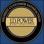 J.D. Power and Associates Award