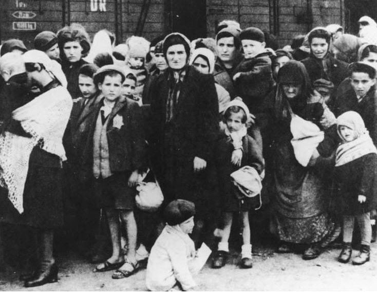 Jewish Families During Holocaust