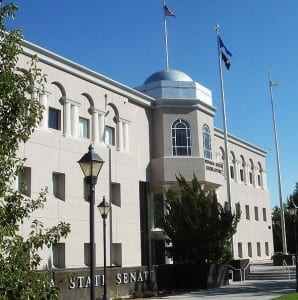 Nevada health insurance commissioner State Legislature Building