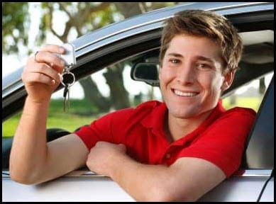 Young Driver auto usage based Insurance