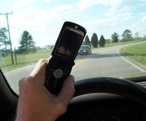Auto Insurance Texting While Driving