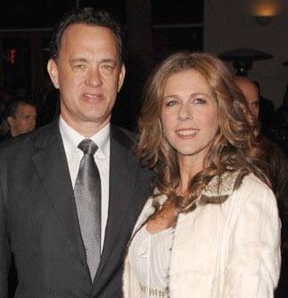 Insurance news Tom Hanks and Rita Wilson