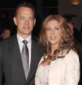 Insurance news Tom Hanks and Rita Wilson