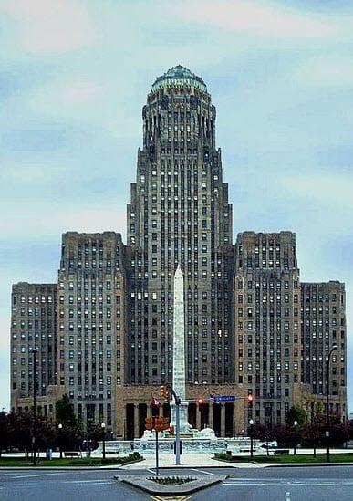 Buffalo City Hall Building