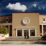 Capital Building Santa Fe New Mexico health insurance