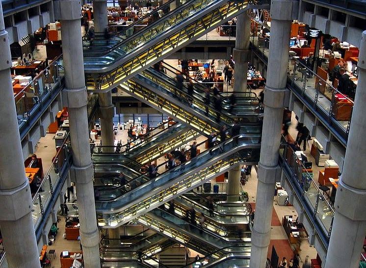 Inside Look at Lloyds of London Office insurance market