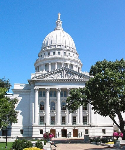 Wiconsin State Capital Building