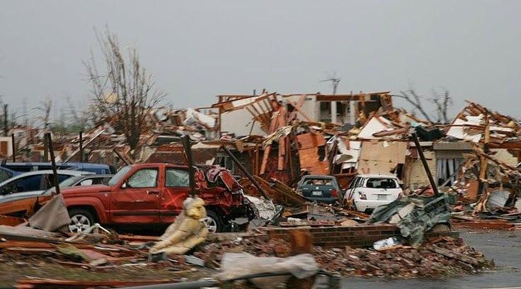 Joplin Tornado Damages