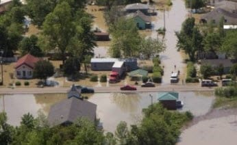 Mississippi Flood 2011