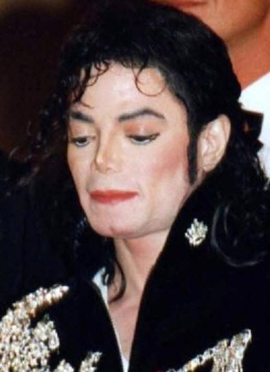 Michael Jackson 1997 Cannes Film Festival