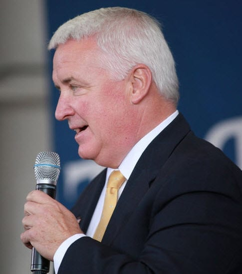 Pennsylvania abortion Insurance Governor Tom Corbett