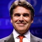 Texas Governor Rick Perry health insurance