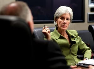 Healthcare Reform - Kathleen Sebelius, Secretary of the Department of Health and Human Services