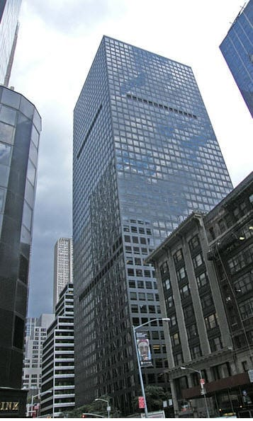 Marsh & McLennan Headquarters New York