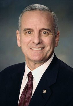 Health Insurance Minnesota Governor Mark Dayton