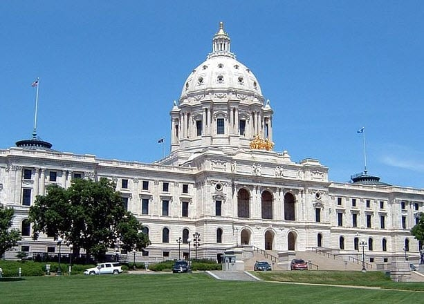Minnesota State Capital Building
