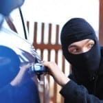 Vehicle Theft black friday auto insurance claims