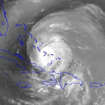Hurricane Irene News
