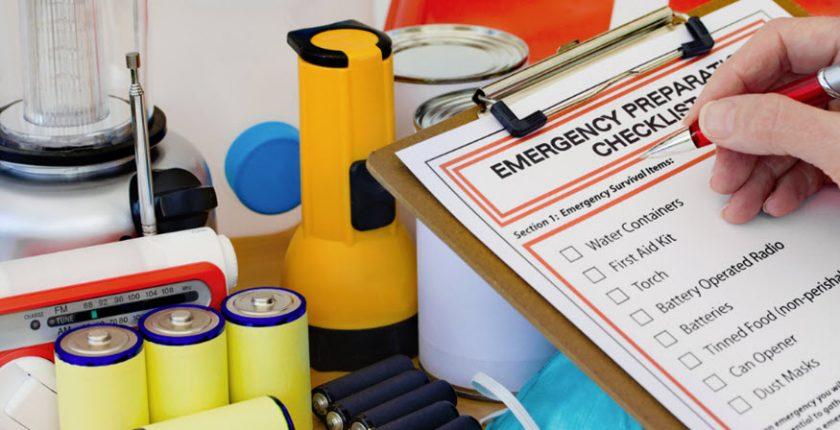 check hurricane emergency kits