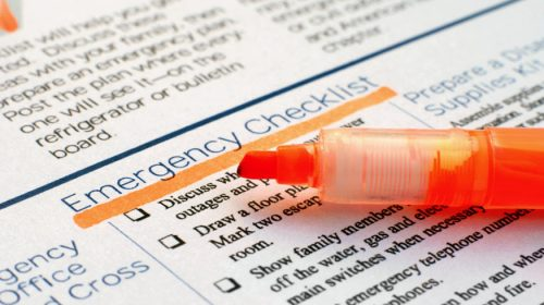 hurricane preparedness and emergency kits what you should do