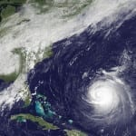 Hurricane season 2012