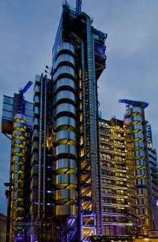 Lloyd's insurance claims - Home office building