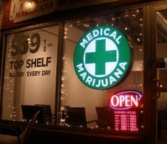 Medical Marijuana Insurance Industry