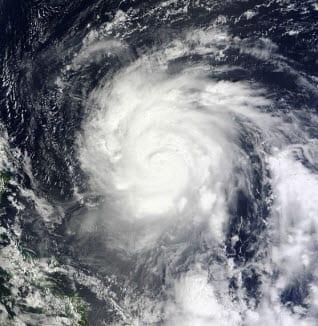 Typhoon Nalgae 2011
